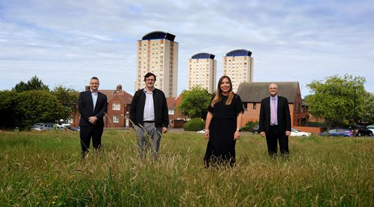 Sunderland Council appoint Tolent for first housing project