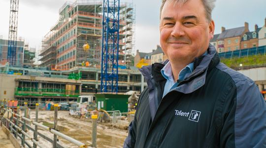 Tolent score high with national Considerate Constructors Scheme