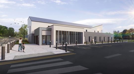 Tolent awarded £2.6m contract to deliver new medical centre in Newcastle